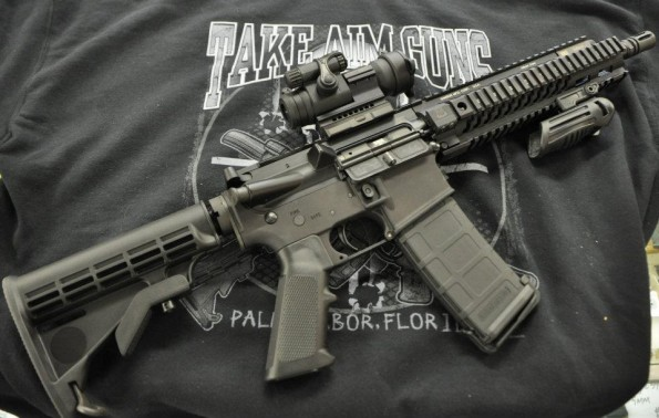 Take Aim Custom SBR
