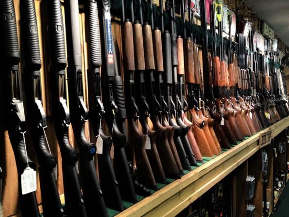 Shotguns & Sporting Rifles Shown