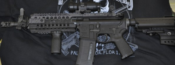 "Take Aim Custom 10.25"" Piston SBR"
