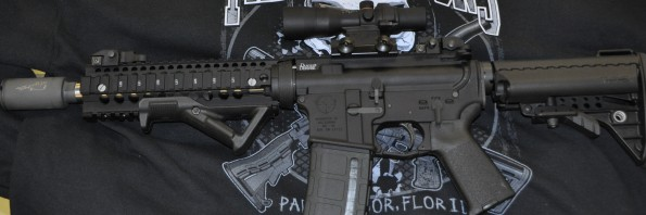 Take Aim Custom 300 Blackout SBR