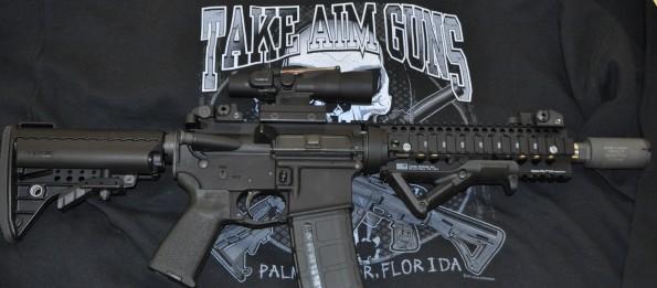 Take Aim Custom 300 Blackout SBR