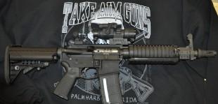 """Take Aim Custom 10.5"""" SBR"""