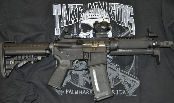 "Take Aim Custom 7.5"" PDW"