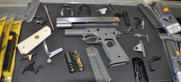 1911 Custom Parts