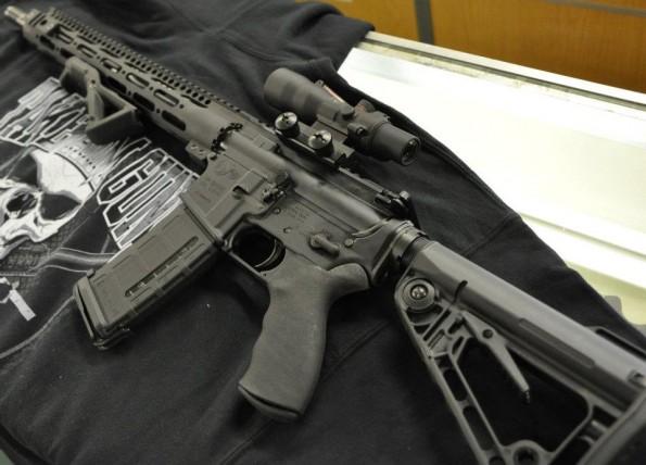 Take Aim Custom Colt Defense M4