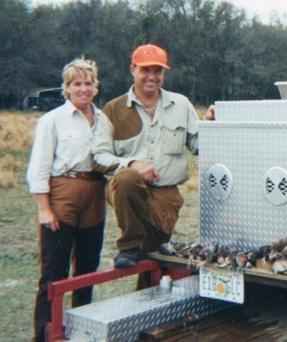 Joe and Kathy