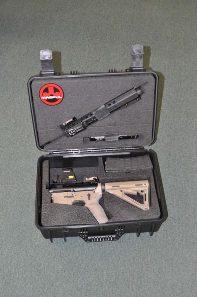 Take Aim Custom AR15 Takedown