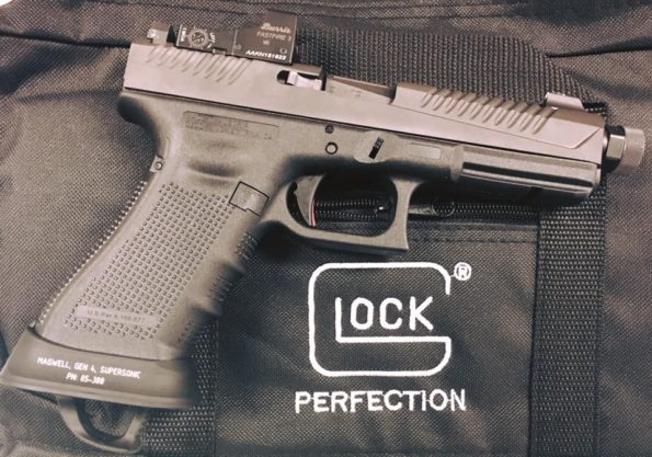 Take Aim Custom Glock